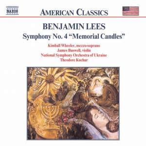 Lees: Symphony No. 4 'Memorial Candles'