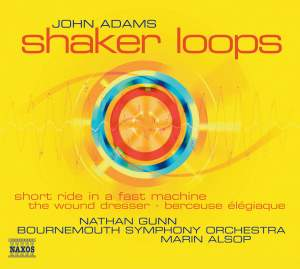 John Adams - Shaker Loops Product Image