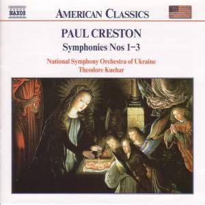 Creston: Symphonies Nos. 1-3