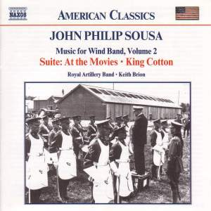 Sousa - Music for Wind Band Volume 2