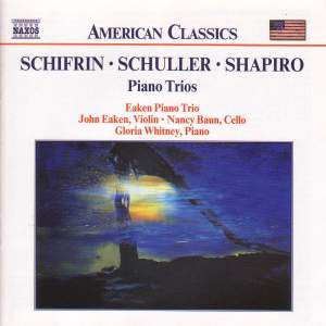 Schifrin: Hommage a Ravel, etc. Product Image