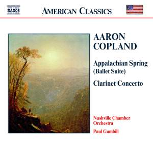 American Classics - Aaron Copland Product Image