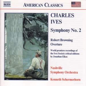American Classics - Ives Symphony No. 2