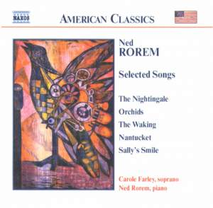 American Classics - Ned Rorem: Selected Songs