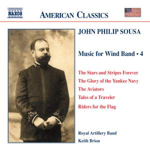 Sousa - Music for Wind Band Volume 4 Product Image