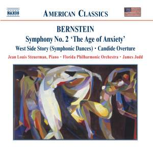 American Classics - Bernstein: Symphony No. 2 Product Image