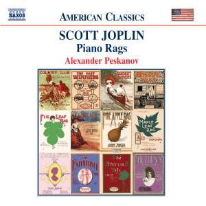 American Classics - Joplin Piano Rags Volume 1