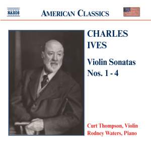 American Classics - Charles Ives Product Image