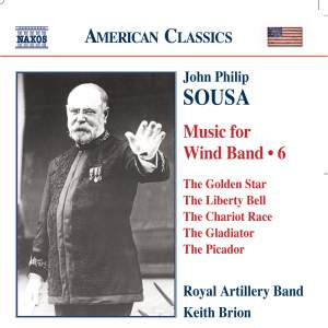 Sousa - Music for Wind Band Volume 6 Product Image