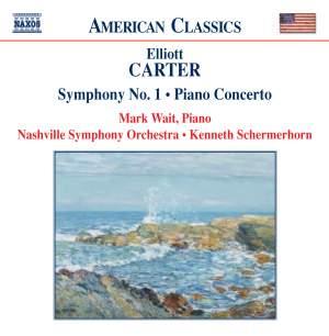 American Classics - Elliott Carter Product Image
