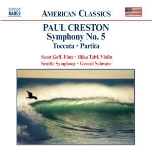 American Classics - Paul Creston Product Image