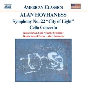 American Classics - Alan Hovhaness Product Image