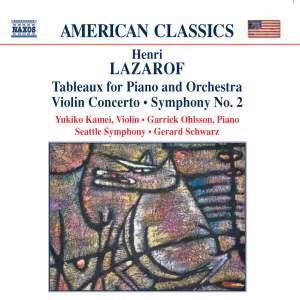 American Classics - Henri Lazarof