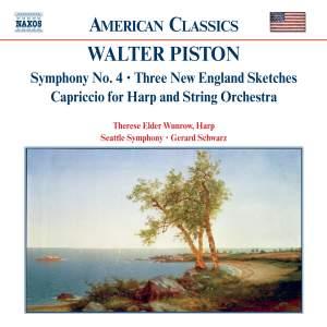 American Classics - Walter Piston Product Image