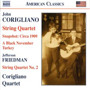 American Classics - Corigliano and Friedman
