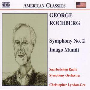 George Rochberg: Symphony No. 2 Product Image