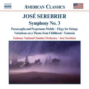 José Serebrier: Symphony No. 3