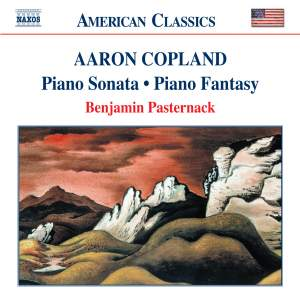 Copland - Piano Works Product Image