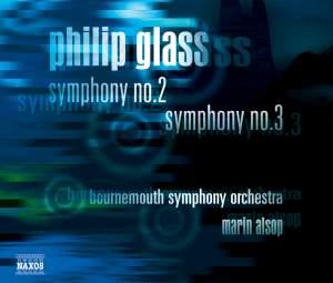 Glass - Symphonies Nos. 2 & 3