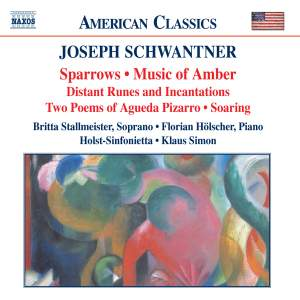 American Classics - Joseph Schwantner Product Image