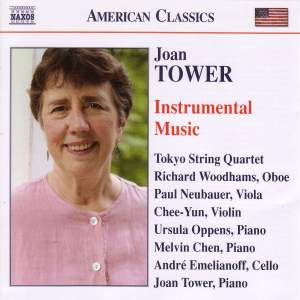 Joan Tower - Instrumental Music