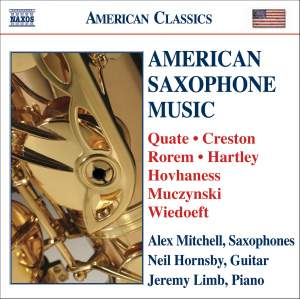 American Saxophone Music Product Image