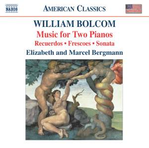 American Classics - William Bolcom - Music for Two Pianos