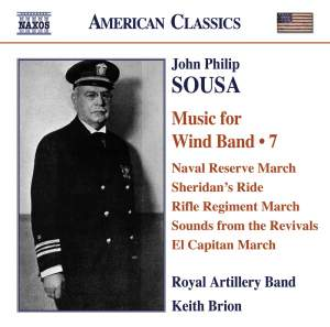 Sousa - Music for Wind Band Volume 7