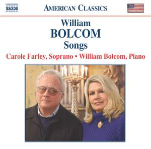 American Classics - William Bolcom Songs