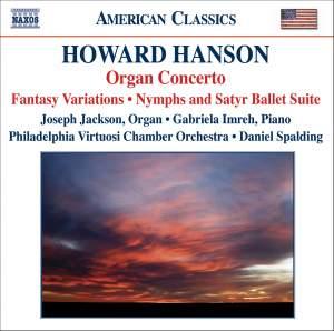 American Classics - Howard Hanson