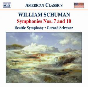 William Schuman - Symphonies Nos. 7 & 10