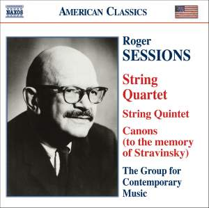 American Classics - Roger Sessions Product Image