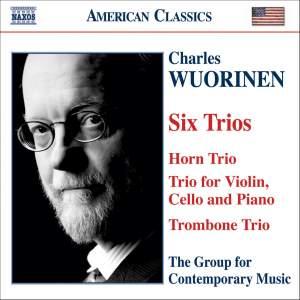 American Classics - Charles Wuorinen