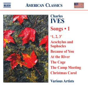 Ives - Songs Volume 1