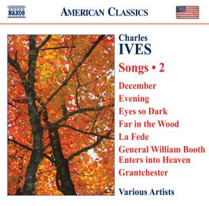 Ives - Songs Volume 2