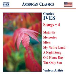 Ives - Songs Volume 4