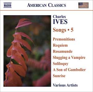 Ives - Songs Volume 5