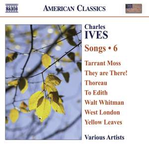 Ives - Songs Volume 6