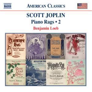 American Classics - Joplin Piano Rags Volume 2