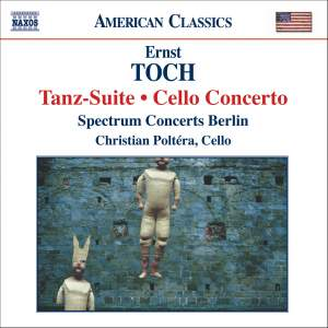 Toch - Tanz-Suite & Cello Concerto Product Image