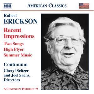 American Classics - Robert Erickson