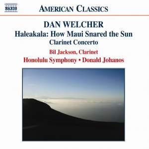 Dan Welcher - Haleakala