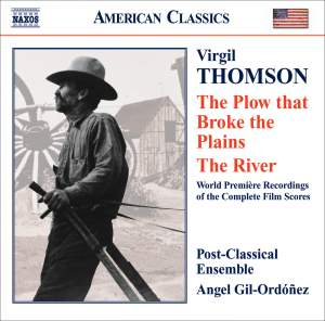 American Classics - Virgil Thomson Product Image