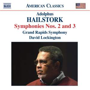 Hailstork - Symphonies Nos. 2 & 3 Product Image