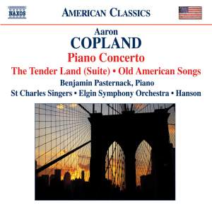 Copland - Piano Concerto Product Image