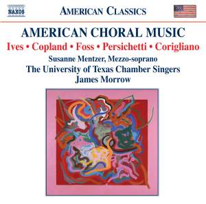 American Choral Music Volume 1
