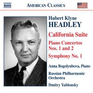Hubert Klyne Headley