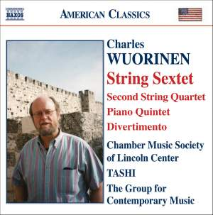 American Classics - Charles Wuorinen Product Image