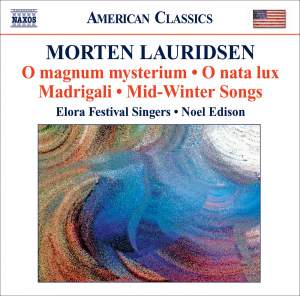 Lauridsen - Choral Works Product Image