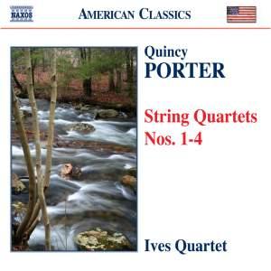 Porter - String Quartets Nos. 1-4 Product Image